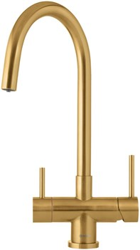 Caple Vapos 3in1 Hot Water Tap (Gold), VAP2/3IN1/GD