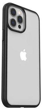 77-66278, OtterBox React Series iPhone 12 Pro Max Case - Black / Clear