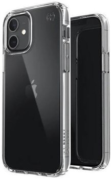 138489-5085-iPhone12, Speck iPhone 12 Presidio Perfect-Clear Case - Clear