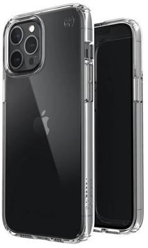 138502-5085, Speck iPhone 12 Pro Max Presidio Perfect-Clear Case - Clear