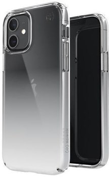 138496-9121-iPhone12, Speck iPhone 12 Presidio Perfect-Clear Ombre Case - Atmosphere Fade