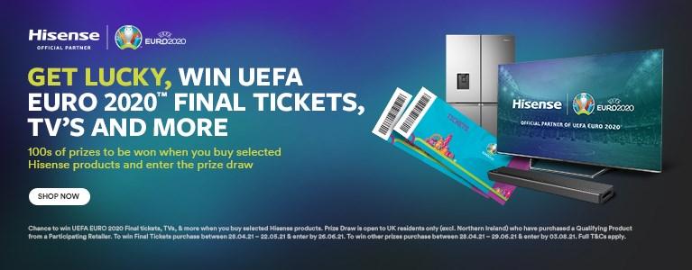 Win EURO 2020 tickets