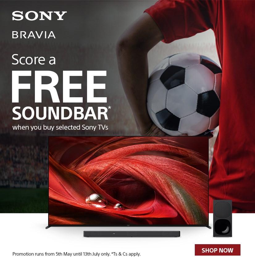 Free Sony HT-SD35 Soundbar
