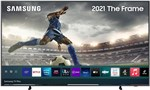 "Samsung 2021 75"" The Frame Art Mode QLED 4K HDR Smart TV"