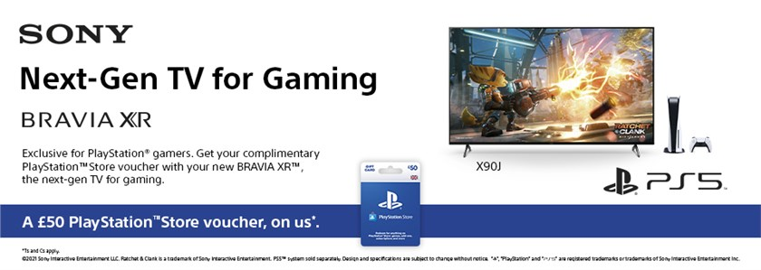 £50 Playstation Store Voucher