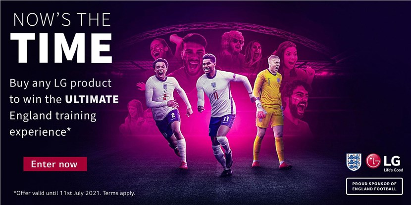 Chance to win England prizes