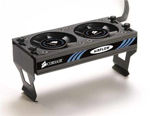 Corsair CMXAF2 GTL Airflow 2 GTL Cooling Fan Assembly