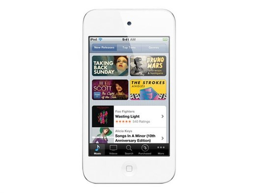 Apple iPod Touch 8Gb 4th Gen (White)