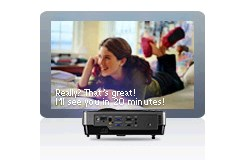 BenQ MX514 Education XGA 2700 HDMI Lumens DLP 3D Ready Projector,2 Year Warranty,9H.J5F77.33E