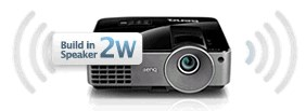Great Value BenQ MS500 SVGA 3D Ready 2500 Lumens DLP Projector - 2 Year Warranty 9H.J5277.13E, SVGA 43 Resolution 9H.J5277.13E, Long Lamp Life, High Contrast Ratio, BrilliantColor,Virtually Color Decay Free,9H.J5277.13E