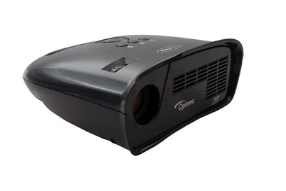 Optoma PT105 Playtime Fun LED Projector, 75 ANSI Lumens, 10001 Contrast Ratio, LED 30,000 Hours, XGA, SVGA, VGA, PT105