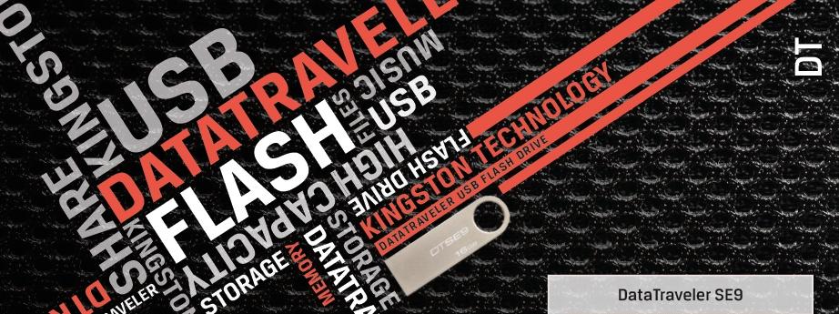 Kingston Technology 8GB Data Traveler Champagne SE9 USB Flash Drive,DTSE9H/8GB
