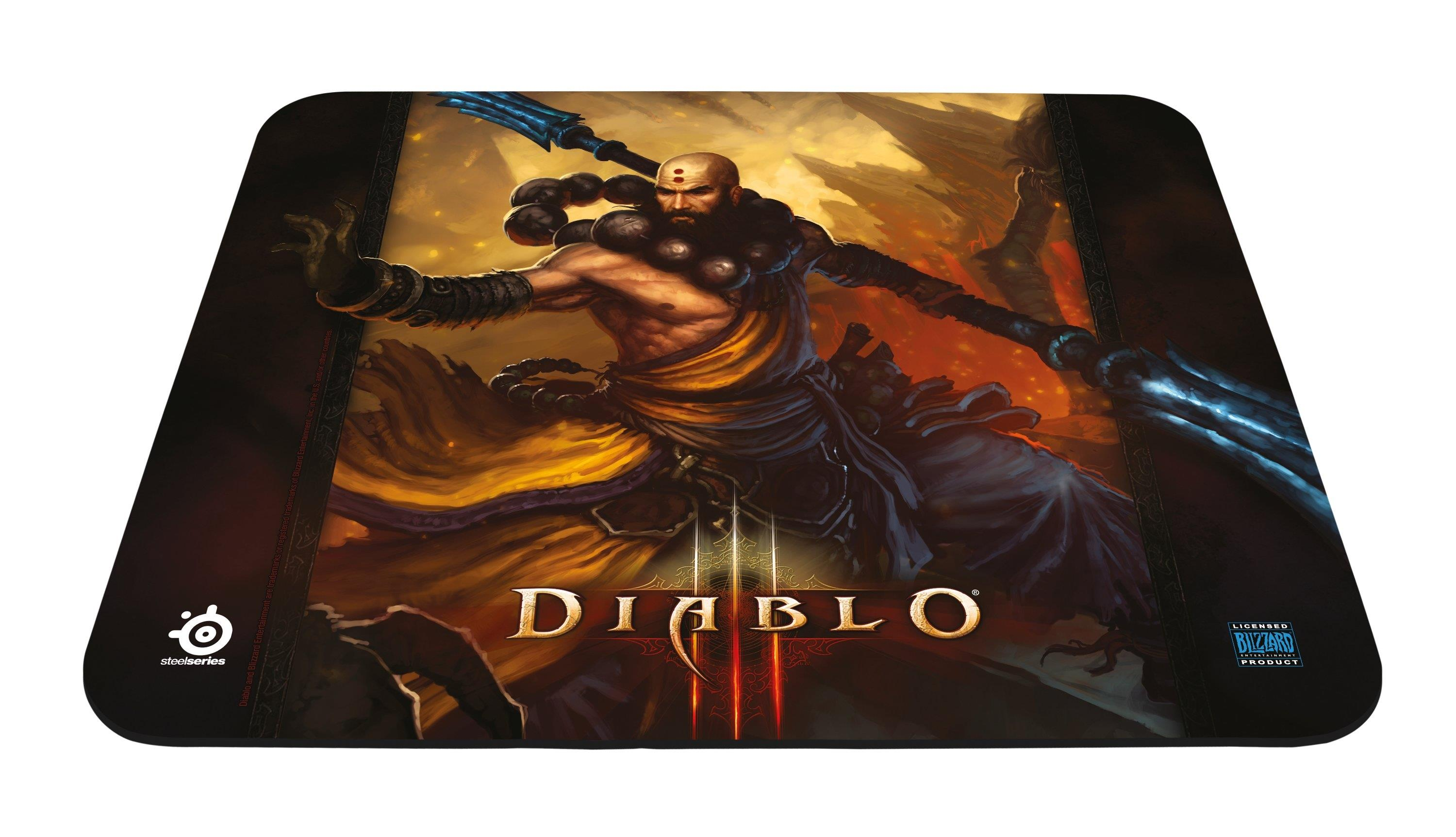 SteelSeries Qck Diablo III Monk Edition