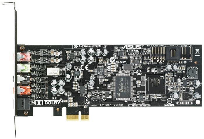 Image of ASUS Xonar DGX 5.1 Sound Card