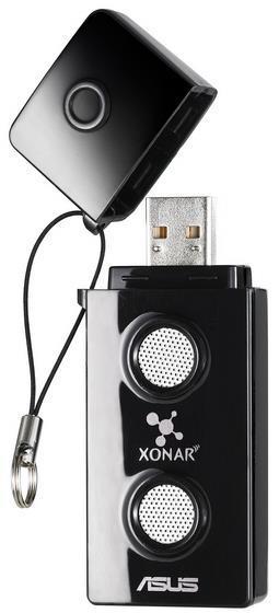 Image of ASUS Xonar U3 External Sound Box