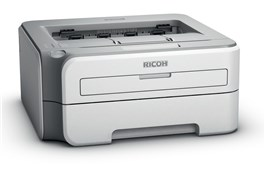 Ricoh Sp1210N 22Ppm A4 Mono Laser Network Printer