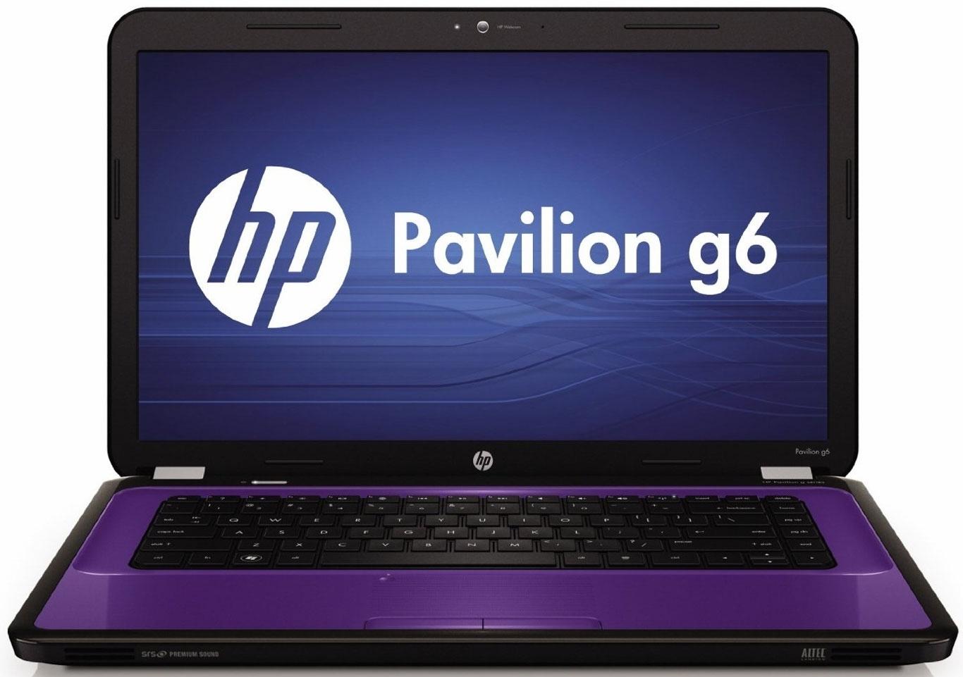 HP Pavilion G6-1371sa
