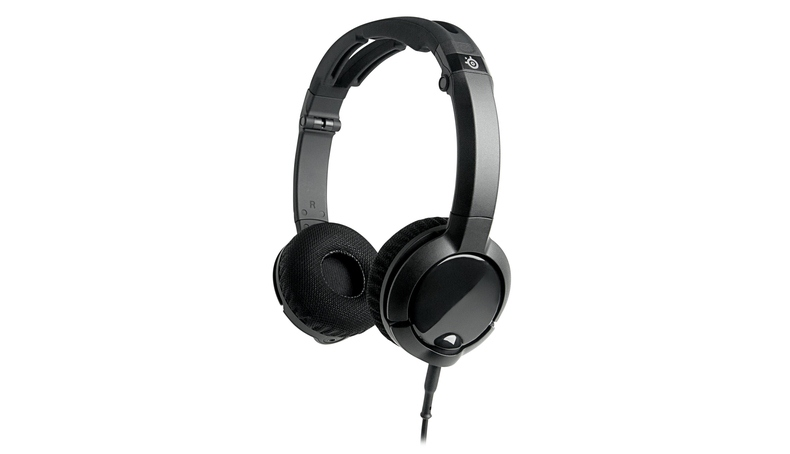 c455649cc6e SteelSeries Flux Gaming Headset - Black, 61278 | Box.co.uk