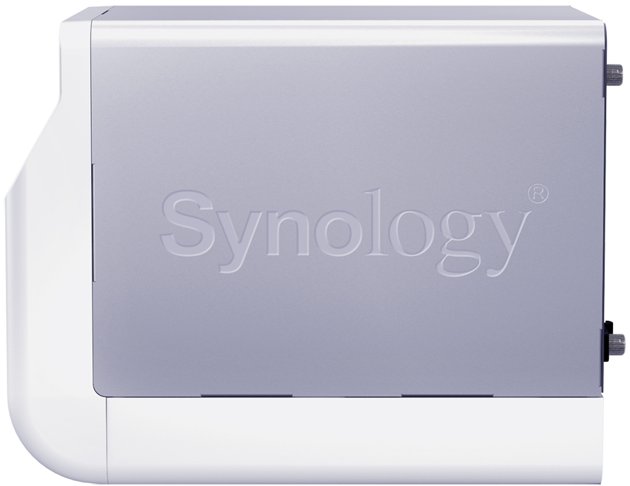Synology DiskStation DS413J 4-Bay 2TB NAS Server