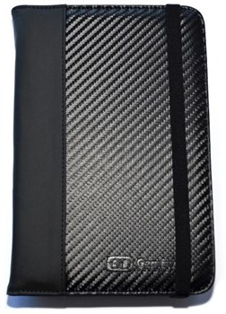 Carbon Fibre Slimline Tablet Stand Case, SLIMCARB7""