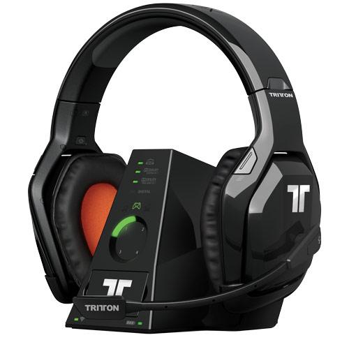 Tritton Warhead 7.1 Dolby Wireless Surround Headset for Xbox 360
