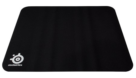 SteelSeries QcK Gaming Mouse Pad - Black, 63004