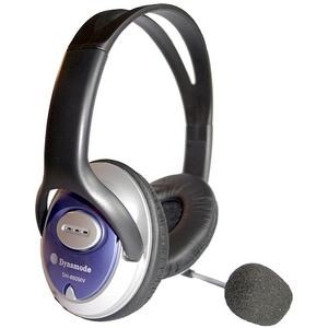 Dynamode DH-660 Wired Headset - Over-the-head