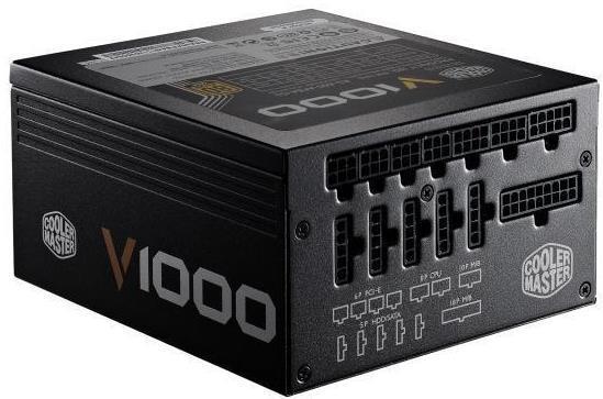 Cooler Master V Series V1000 Fully Modular PC Power Supply PSU