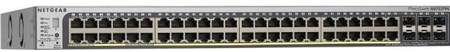 GS752TSB-100EUS, Netgear ProSAFE® GS752TSB 52-Port Gigabit Stackable Smart Switch