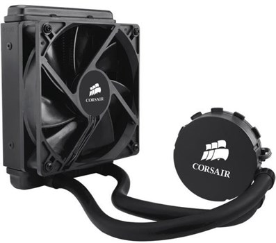 CW-9060010-WW, Corsair Hydro Series H55 Quiet Liquid CPU Cooler