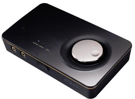 Image of ASUS Xonar U7 Compact 7.1 Channel USB Soundcard