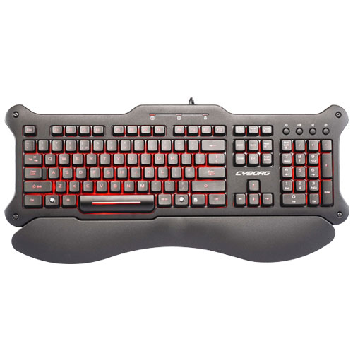 Cyborg PC V5 Keyboard