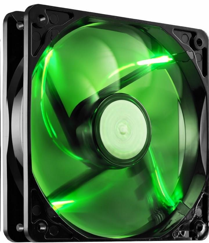 Cooler Master SickleFlow 120mm Green LED Fan