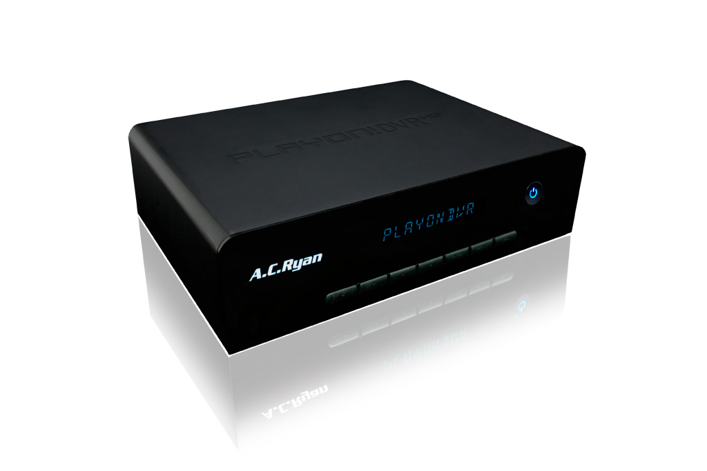 AC Ryan Playon!dvr-HD 1.5TB Dual Digital Video Recorder And Full Hd Network Mediaplayer