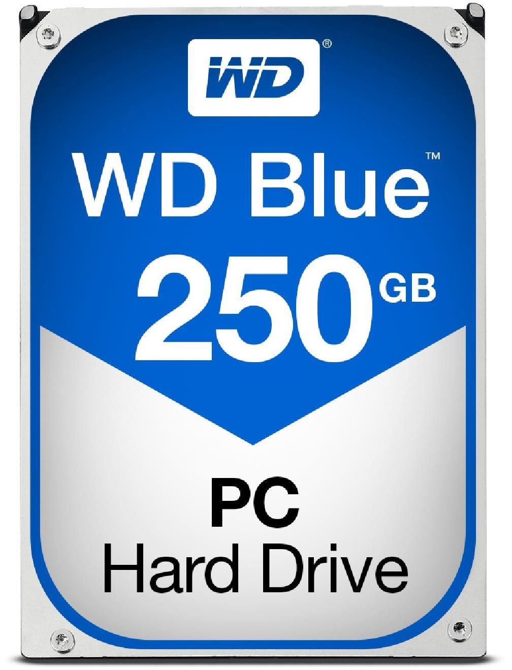 "Western Digital Caviar Blue 250GB 3.5"" Desktop SATA Hard Drive"