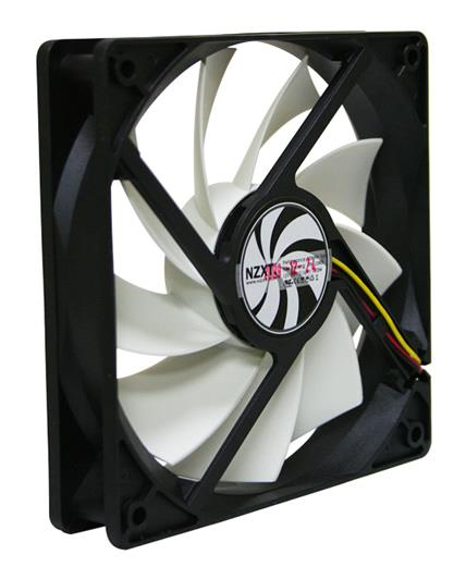 NZXT FN-120 Enthusiast Performance Case Fan