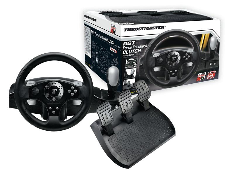 Thrustmaster RGT Force Feedback FFB Clutch Racing Wheel