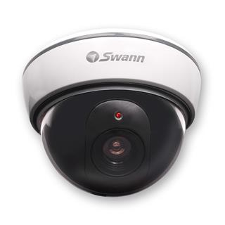 Swann PNP-25/D Dummy Imitation Dome Camera NON Working with Flash LED - For Outdoor