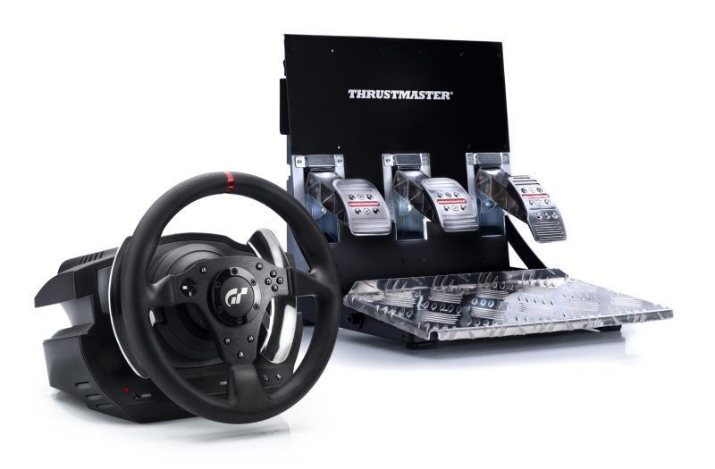 Thrustmaster T500 RS Racing Wheel & Pedals Set