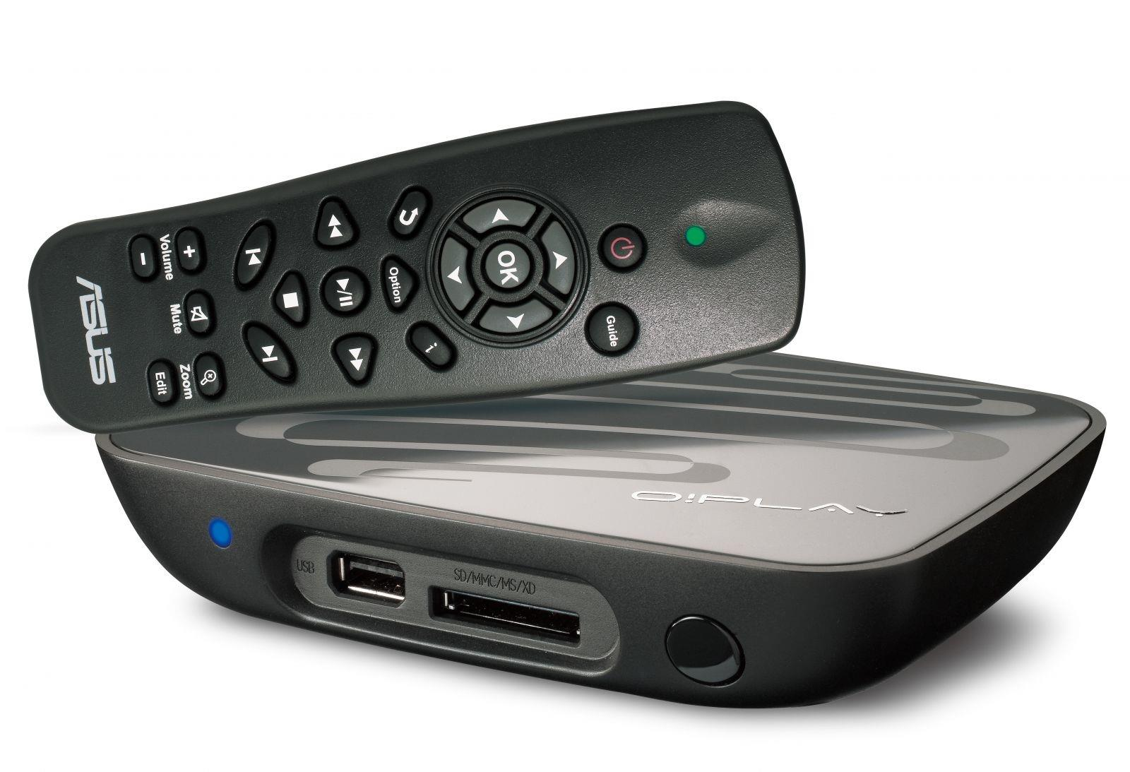 ASUS O!Play Mini Set Top Box Media Player Streamer
