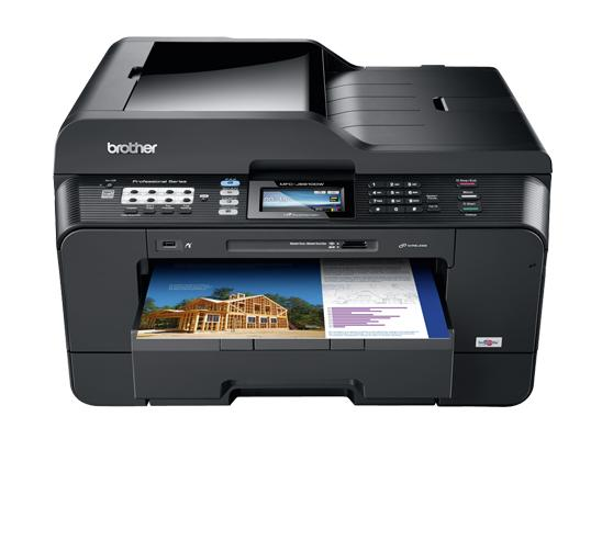 Brother MFC-J6910DW Wireless All In One A3 Inkjet Duplex Printer