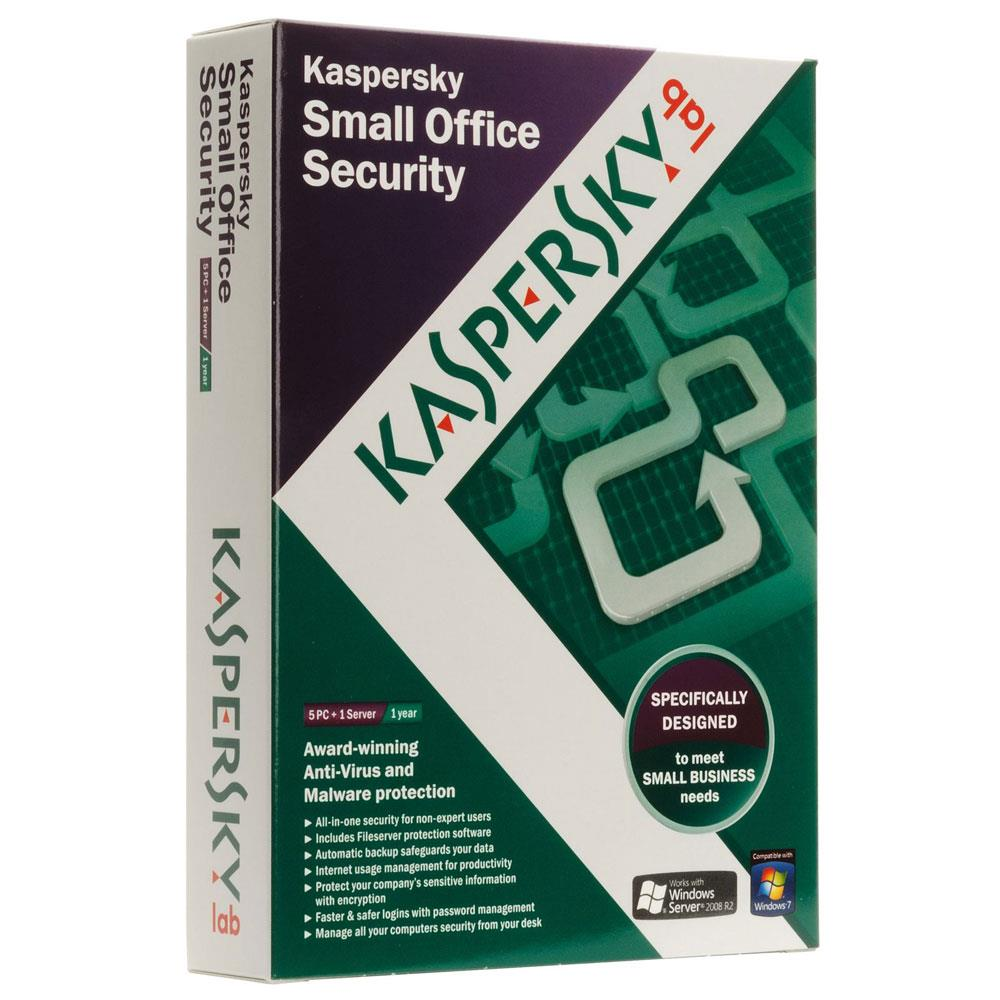 Kaspersky Small Office Security v2