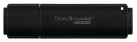 Kingston 256-Bit DataTraveler 4000 DT4000/2GB 2 GB Flash Drive USB 2.0 - External