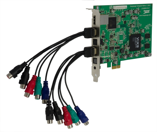 Hauppauge Colussus HD Video Capture/Encoder