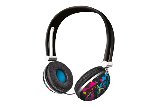 Trust Urban Revolt Headset Night Splash