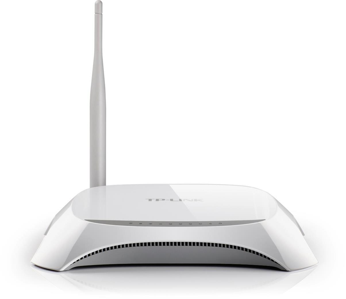 TP-Link TL-MR3220 Wireless 3G 4 Port Router
