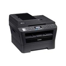 Brother MFC-7860DW Laser Multifunction Printer - Monochrome - Plain Paper Print - Desktop (Printer