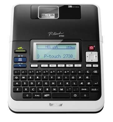 Brother Pt-2730Vp Desktop Professional Label Printer