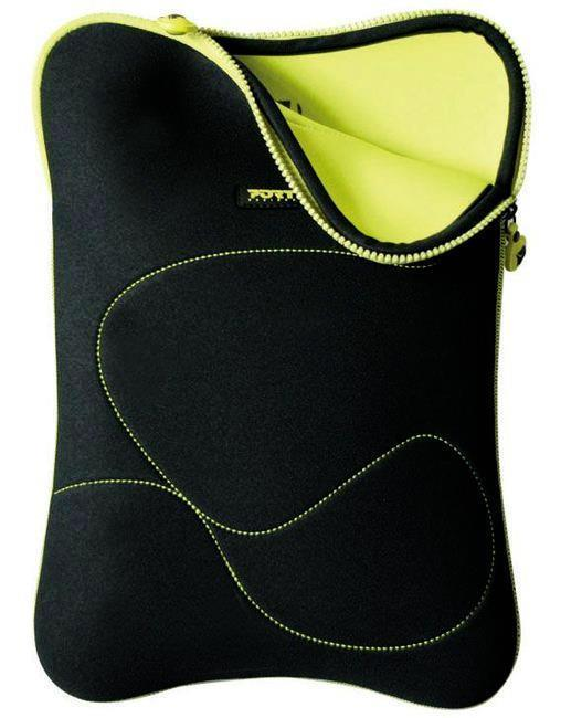 Port Designs DEHLI Skin - Yellow/Black - Suitable For 15.6 Inch Laptops was £14.99
