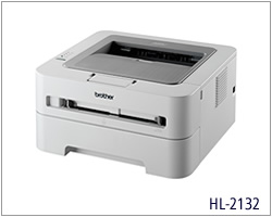 Brother HL-2132 Mono USB Laser A4 Printer